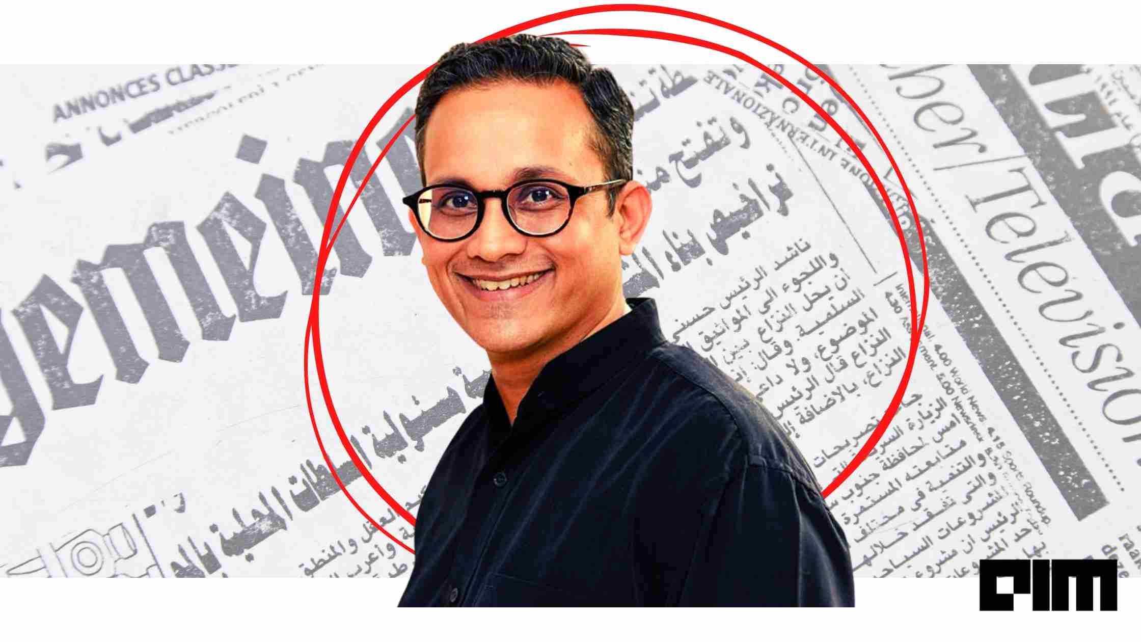 Senthil Ramani, Head Of Accenture Applied Intelligence, Shares Hiring Secrets