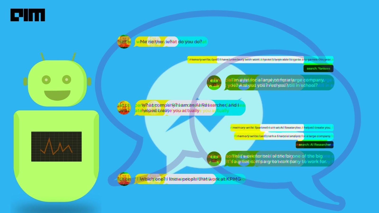 Tech Behind Facebook's BlenderBot 2.0, A Chatbot With Long Term Memory