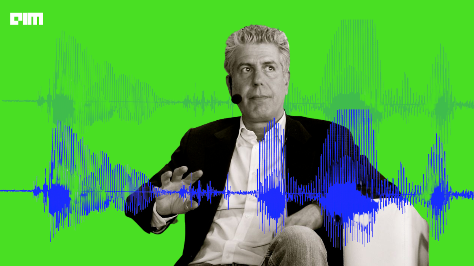 The Curious Case Of Anthony Bourdain's AI Voice