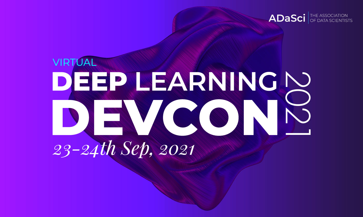 Deep Learning DevCon 2021: The Second Edition Of Virtual Summit Announced
